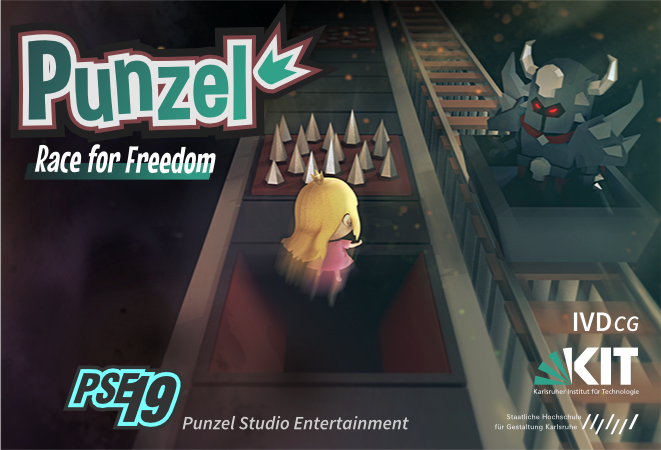 Teaser: Punzel - Race for Freedom